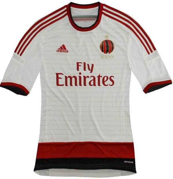 AC Milan Away Jersey 2014 15