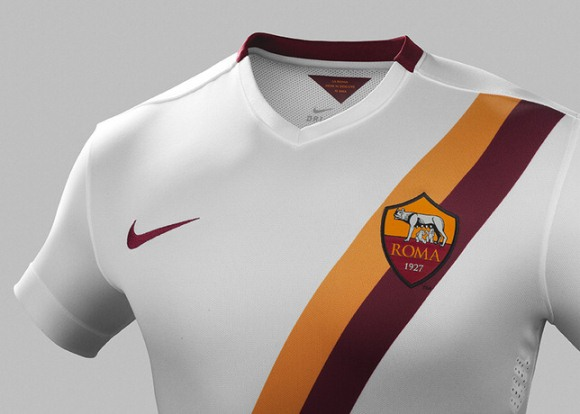 AS Roma Away Kit 14 15