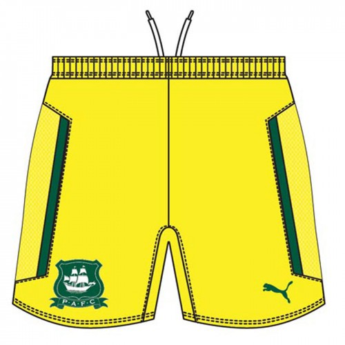 Argyle Away Shorts 2014 2015