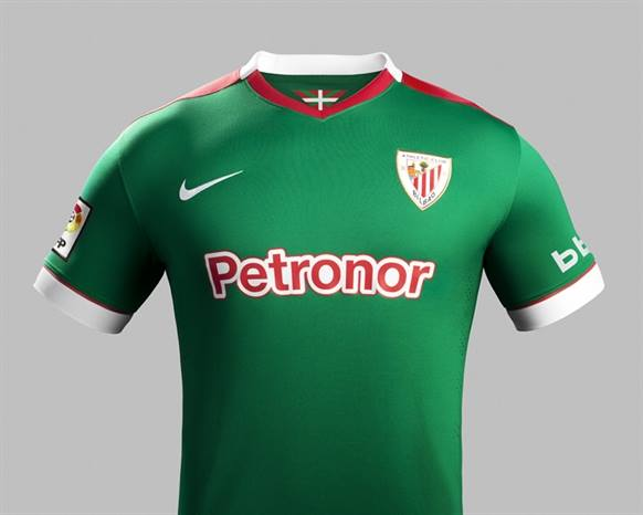 Athletic Bilbao Away Kit 14 15