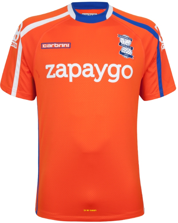 BCFC Third Kit 2014 15