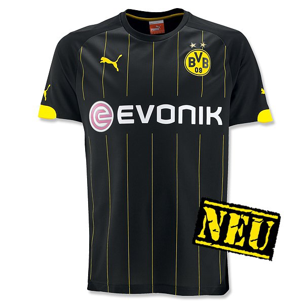 BVB Away Kit 14 15