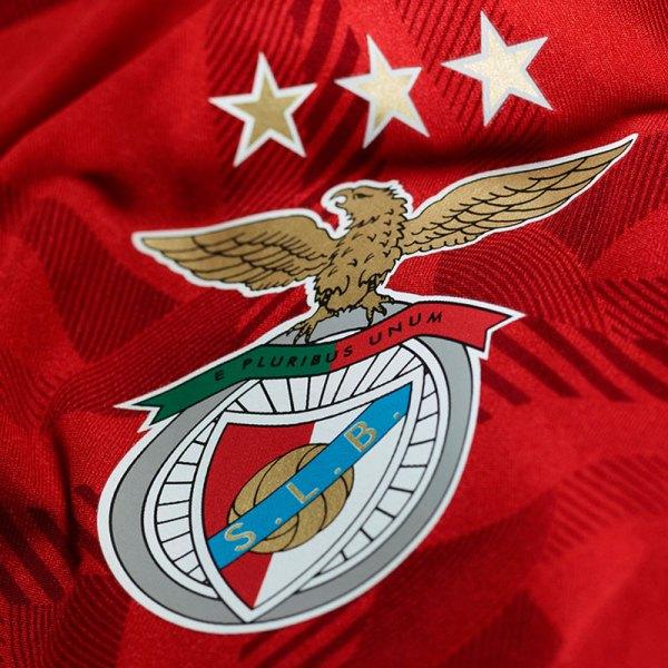 Benfica Closeup