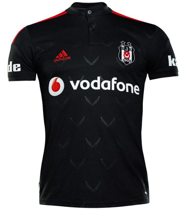 Besiktas Away Shirt 2014 15