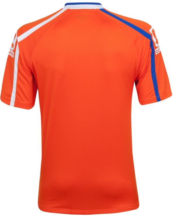 Birmingham City Orange Shirt Back