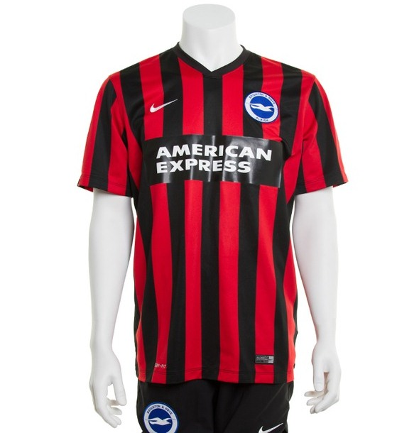 Brighton Away Kit 14 15