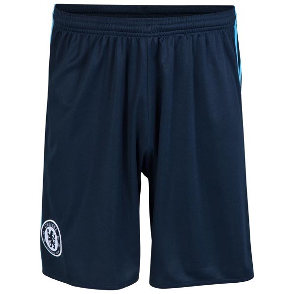 Chelsea Third Shorts 2014 15