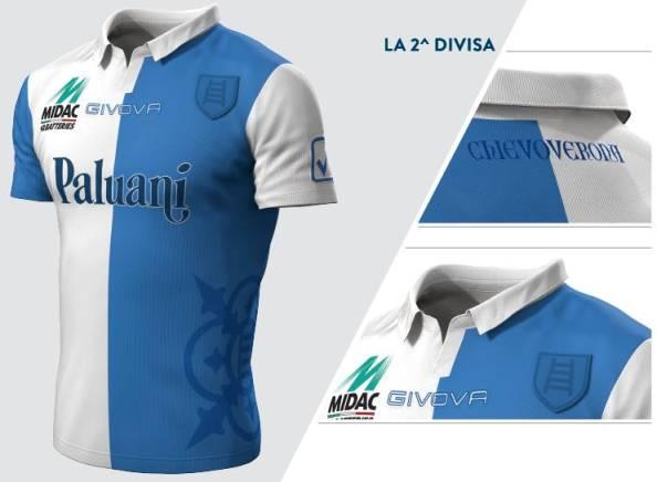 Chievo Verona Away Jersey 2014 15