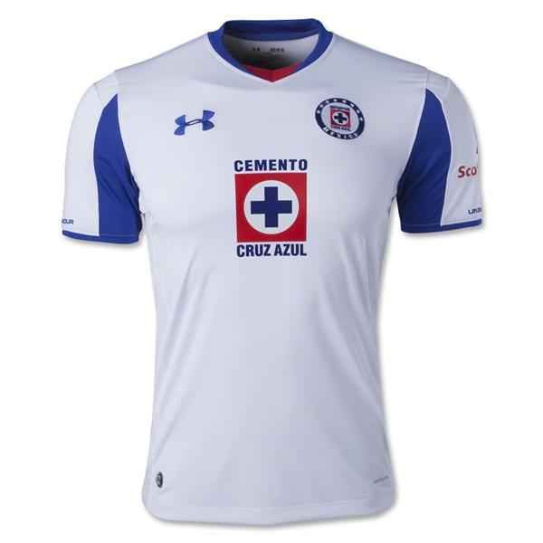 Cruz Azul Away Jersey 2014 15