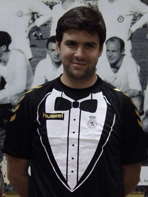 Cultural Leonesa Tuxedo Football Shirt
