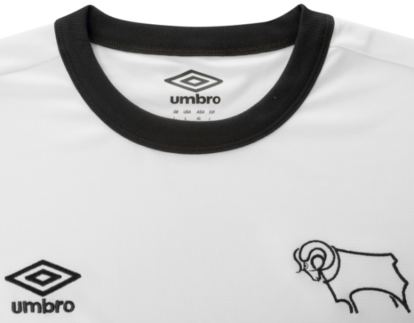 DCFC Umbro Jersey 14 15