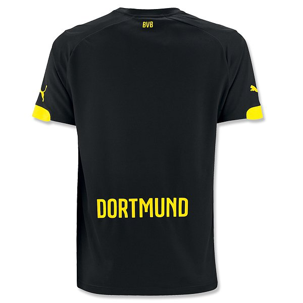 Dortmund Away Shirt 2014 2015