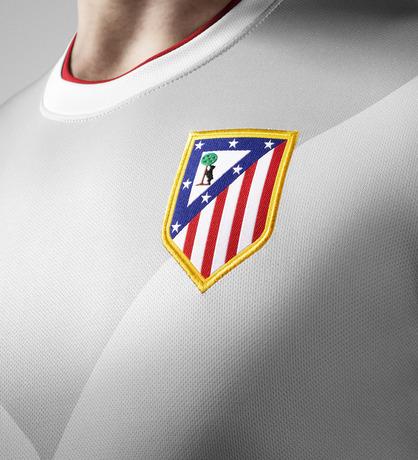 Grey Atletico Madrid Jersey 2014 2015