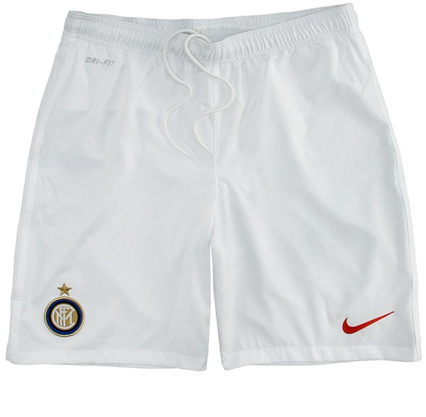 Inter Away Shorts 2014 2015