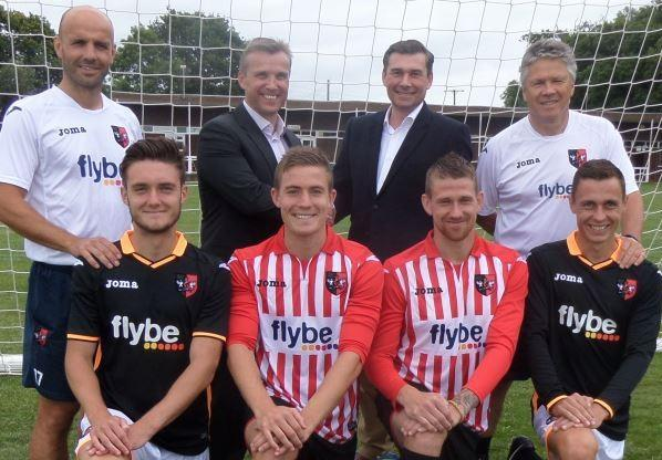 Joma Exeter City Shirts 2014 15