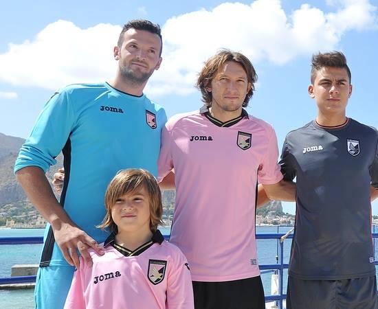 Joma Palermo Jersey 2014 2015