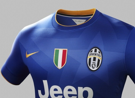 Juventus Away Kit 2014 2015