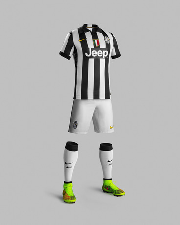 Juventus Home Kit 14 15