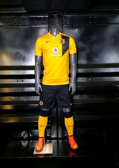 Kaizer Chiefs Home Kit 2014 2015