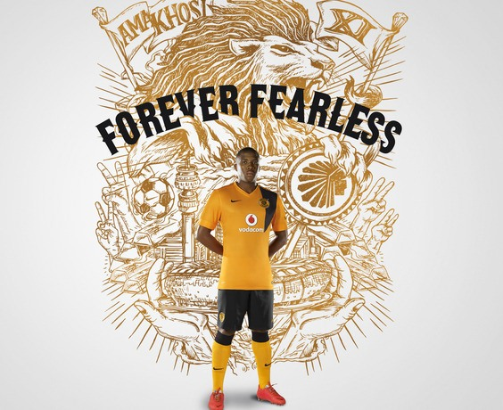 Kaizer Chiefs New Kit 2015