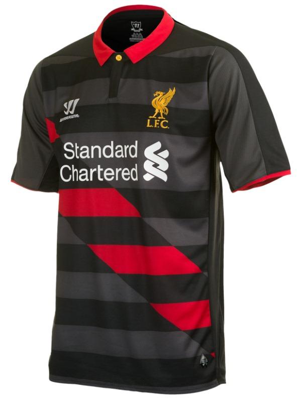 LFC Third Kit 2014 2015
