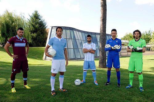 Lazio Third Kit 14 15