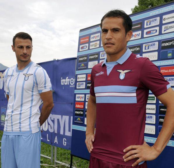 Lazio Third Shirt 2014 15