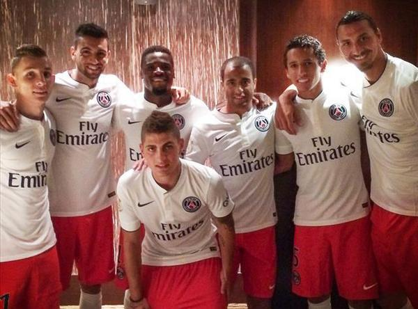 Maillot PSG Alternate