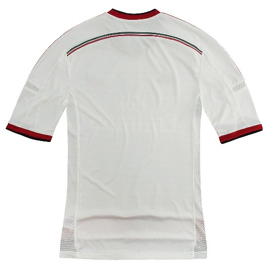 Milan Away Kit Back