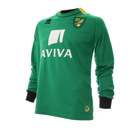 NCFC Away Goalkeeper Shirt