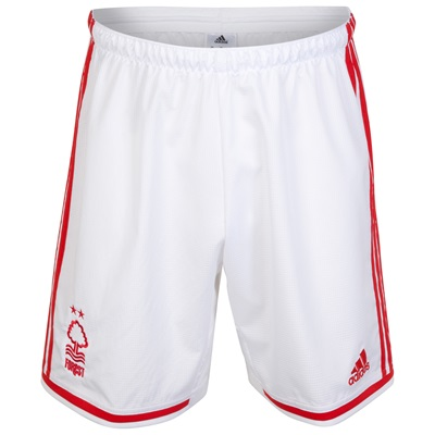 NFFC Home Shorts 2014 15