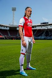 New AZ Alkmaar Kit 14 15