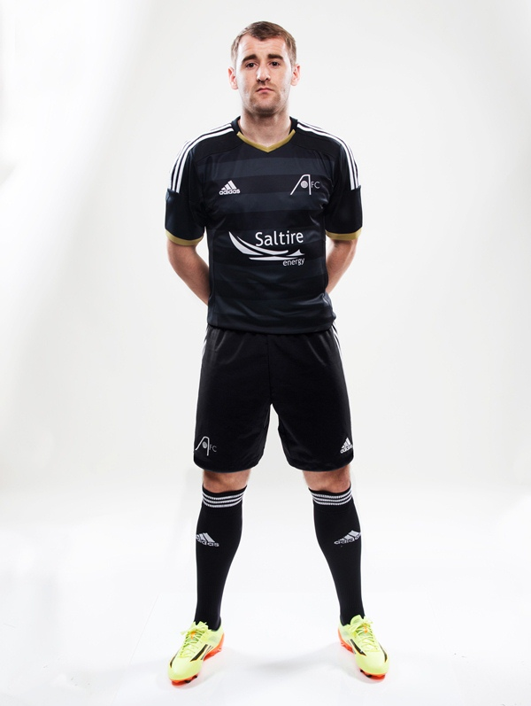 New Aberdeen Away Top 2014 15