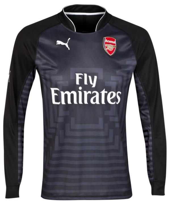 New Arsenal Home Goalkeeper Kit 2014 15
