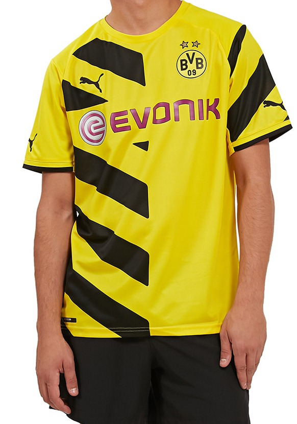 New BVB Kit 14 15