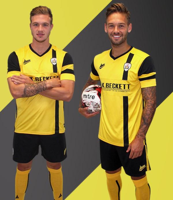 New Barnsley Away Kit 14 15