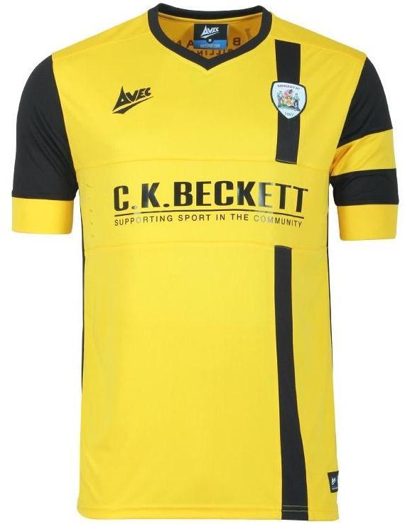New Barnsley Away Shirt 2014 2015