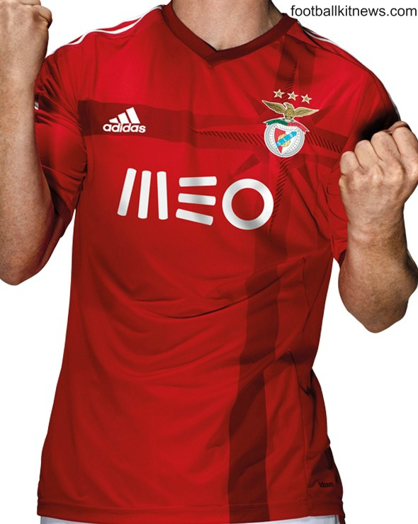 New Benfica Home Kit 2014 15