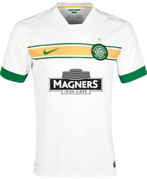 New Celtic Third Top 2014 15