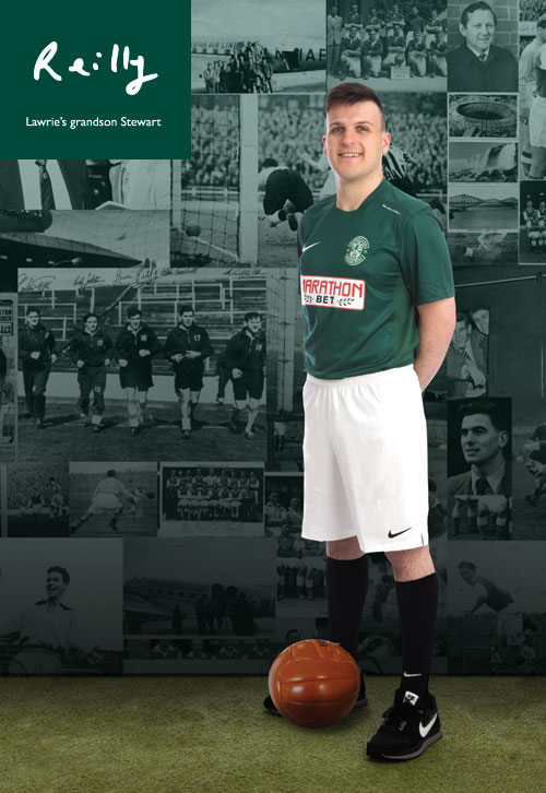 New Hibs Strip 14 15