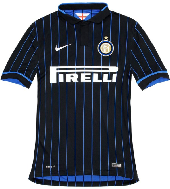 New Inter Milan Home Shirt 2014 15
