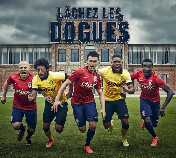 New Lille Kit 2014 15