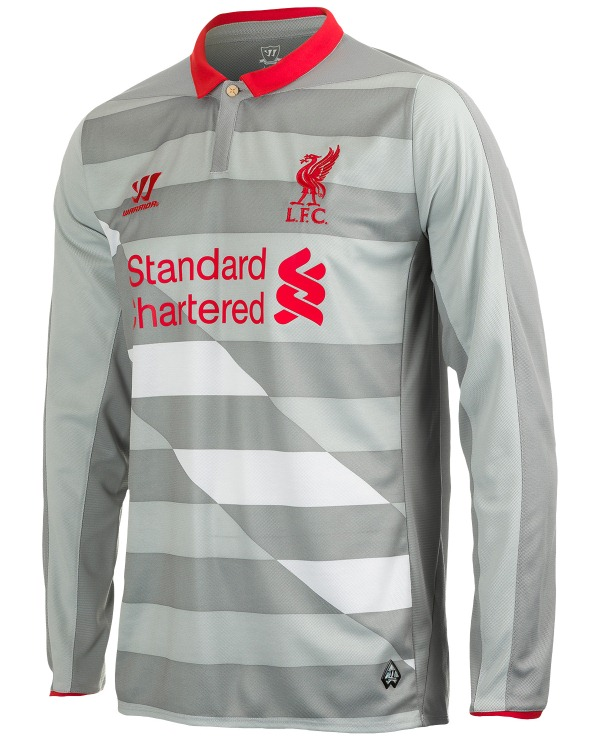 New Liverpool Third Goalkeeper Kit 14 15