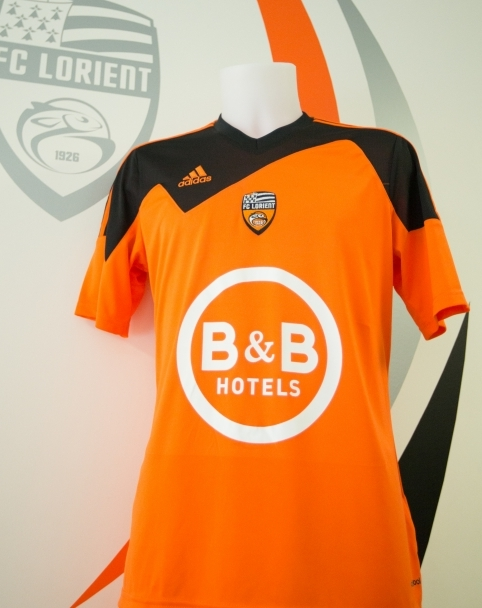 New Lorient Home Kit 14 15