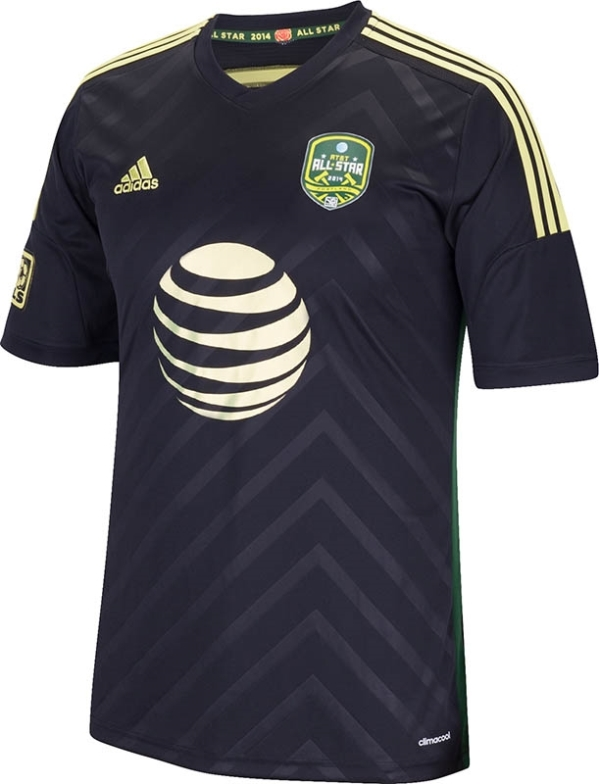 New MLS All Star Kit 2014 Bayern
