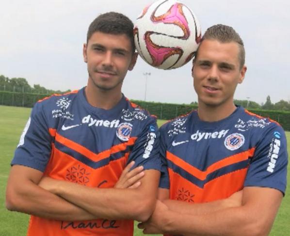 New Montpellier Soccer Jersey 2014 2015