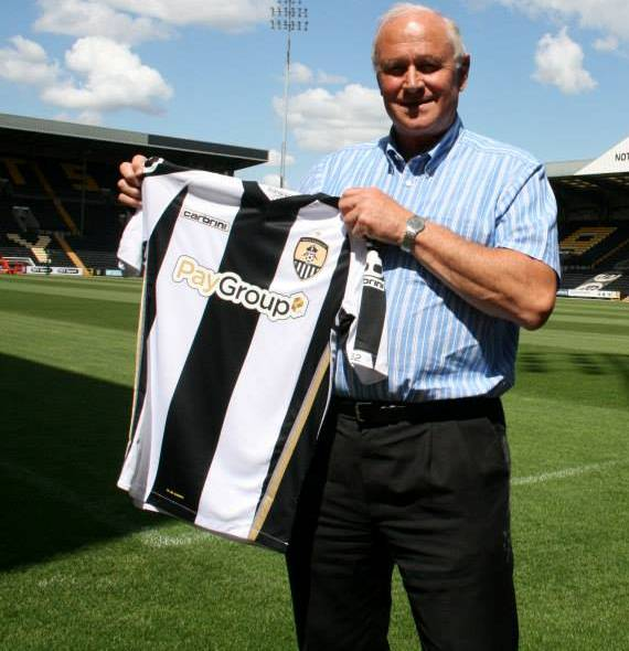 New Notts County Home Kit 14 15