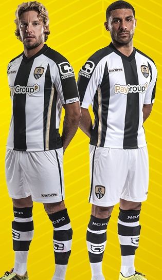 New Notts County Home Shirt 14 15