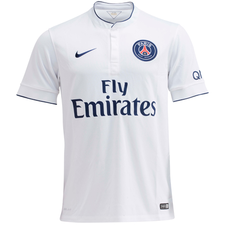 New PSG Away Kit 14 15