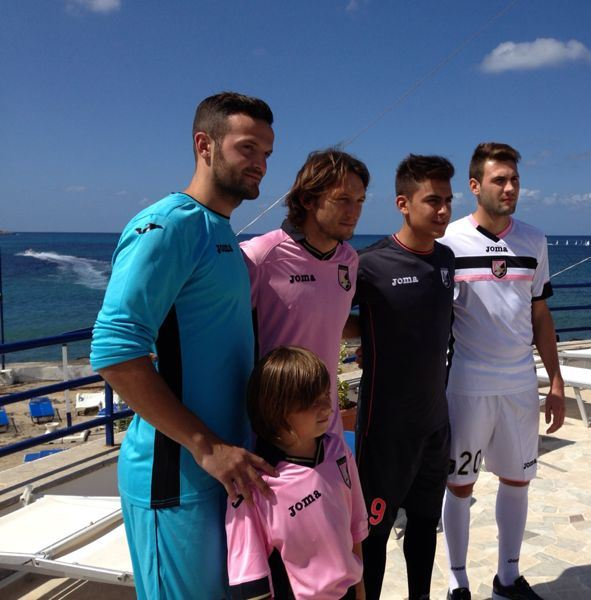New Palermo Kit 14 15